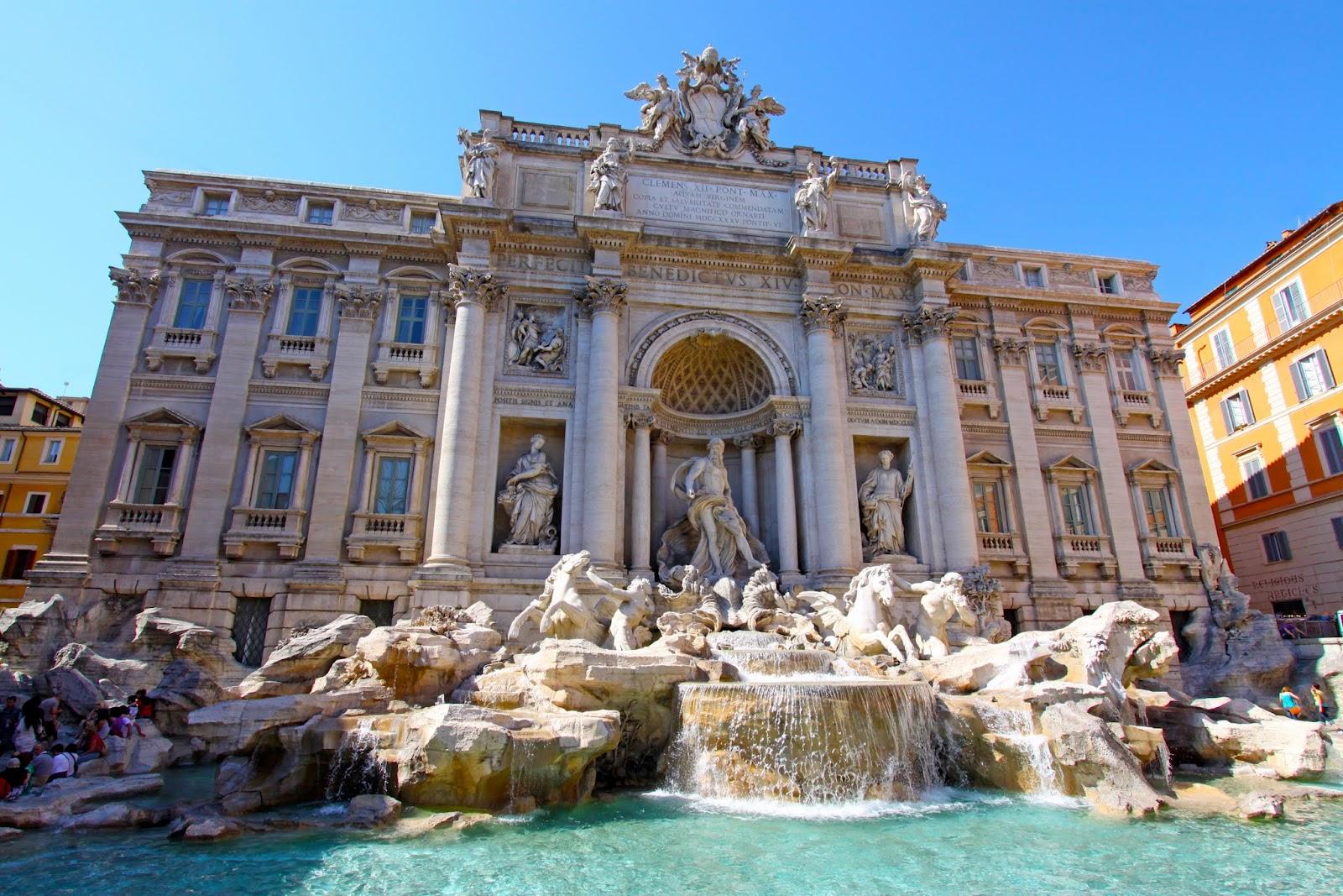 Trevi, Roma